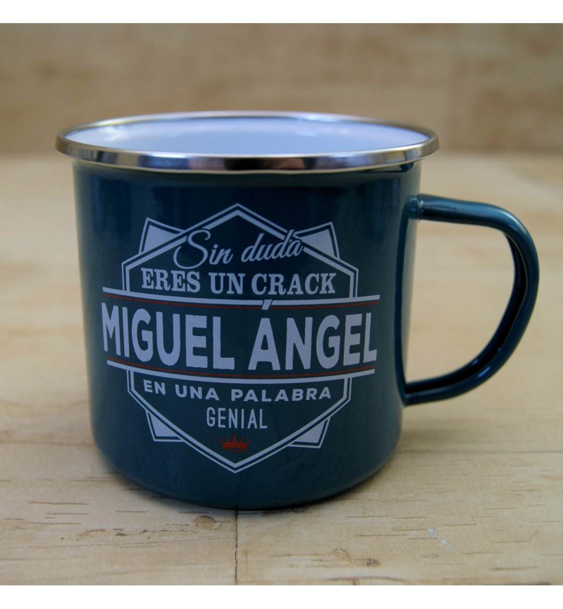 Taza Miguel Angel